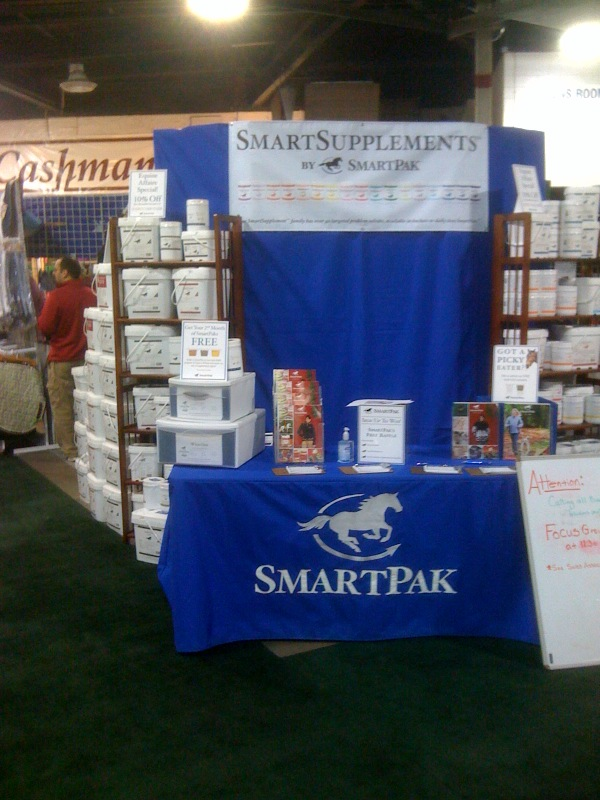 Equine Affaire Booth
