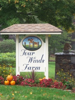 Barn Of The Month Four Winds Farm Smartpak Blog