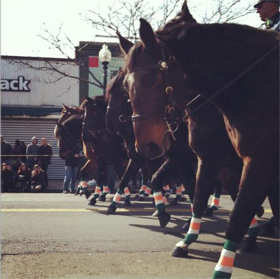 St.-Paddy&#039;s-Parade