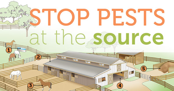 Stop pests at the source