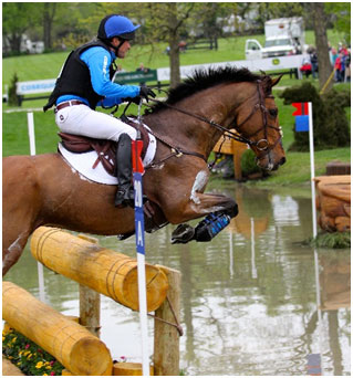 Phillip and FernhillEagle  - Photo from Eventing Nation -