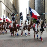 Lone Star Cowgirls Rodeo Houston Parade