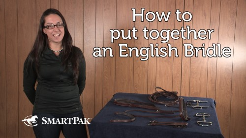 How to put together an English bridle_thumb