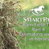SmartPak Barn Field Trip Part 4 - Estimating weight in horses_thumb