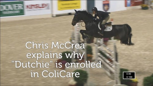 Chris McCrea explains why Dutchie is enrolled in ColiCare_thumb