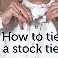 How to tie a stock tie_thumb