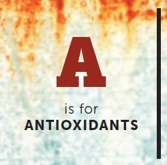 A is for Antioxidants