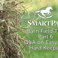 SmartPak Barn Field Trip Part 6 - QandA on Easy and Hard Keepers_thumb