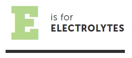 E is for electrolytes