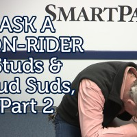 Ask a Non-Rider - Studs and Stud Suds, Part 2_thumb