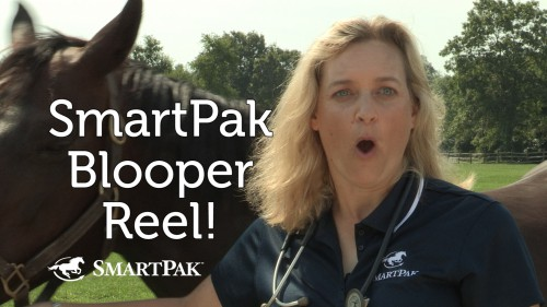 Outtakes from SmartPak videos_thumb