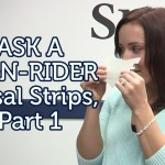 Ask a Non-Rider - Nasal Strips, Part 1_thumb